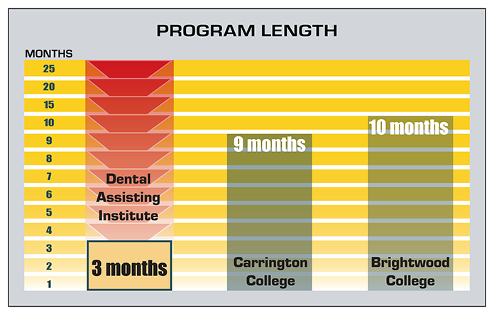 DAI Program Length Graph